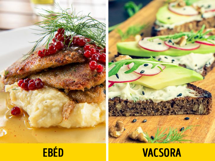Skandinav vacsora